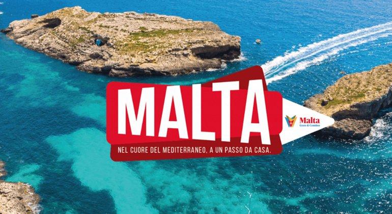 Jump, è Malta l'alternativa al mare Italia