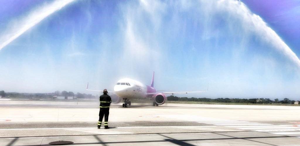 Wizz Air doppia frequenza tra Ancona e Tirana