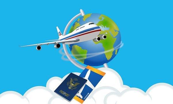 Biglietti aerei in adv, ripresa lenta: -62% vs 2019