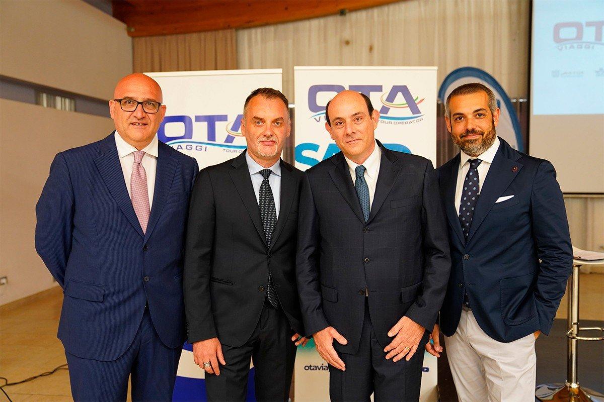 Ota Viaggi porta gli agenti in Puglia