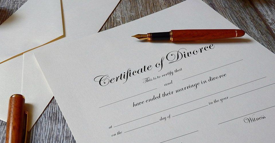 Storia di un divorzio all'italiana