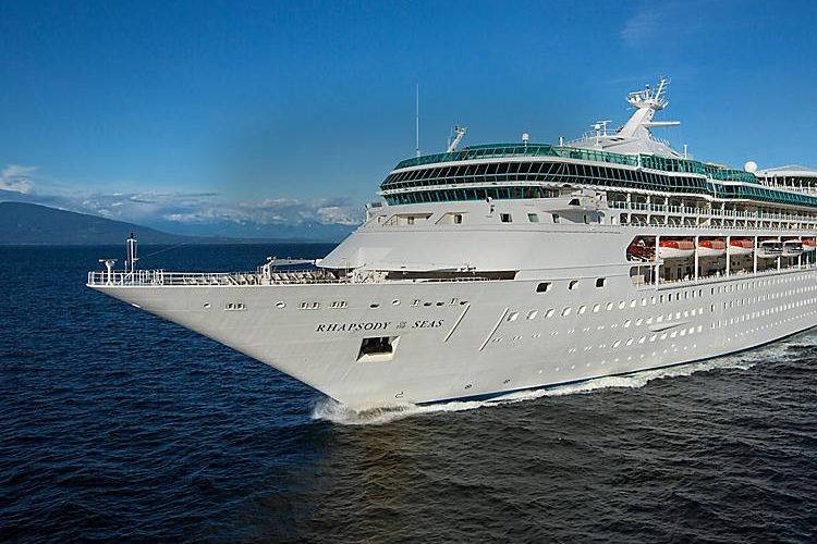 Royal Caribbean, tanta Italia per Rhapsody of the Seas