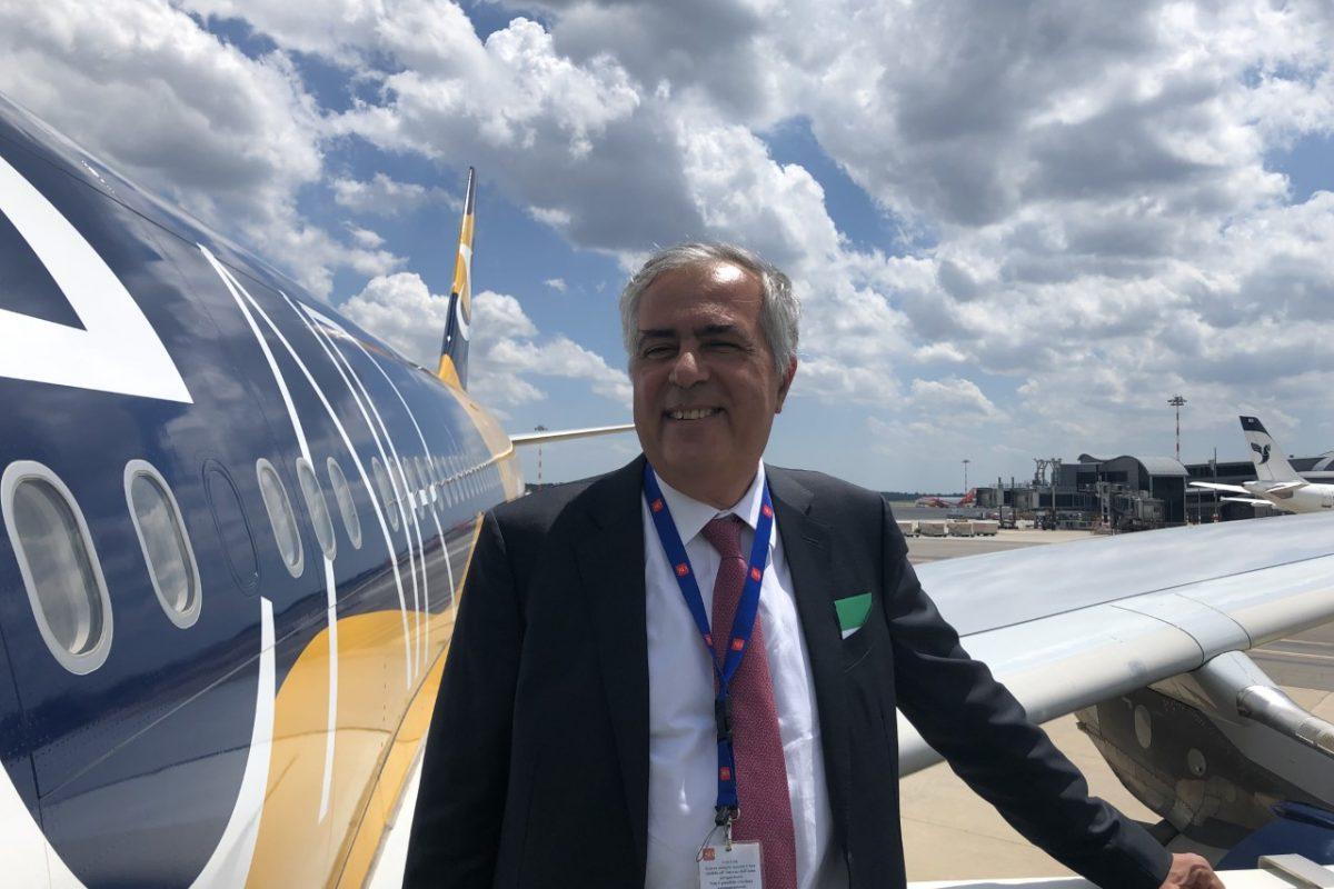 Nuovo A330-200 per Luke Air