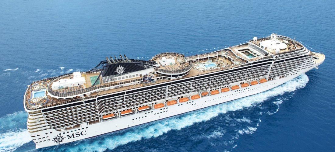 Trieste: Msc Splendida riprende il mare