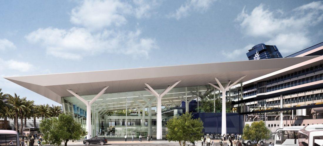 Msc, nuovo terminal a Barcellona: investimento da 33 milioni