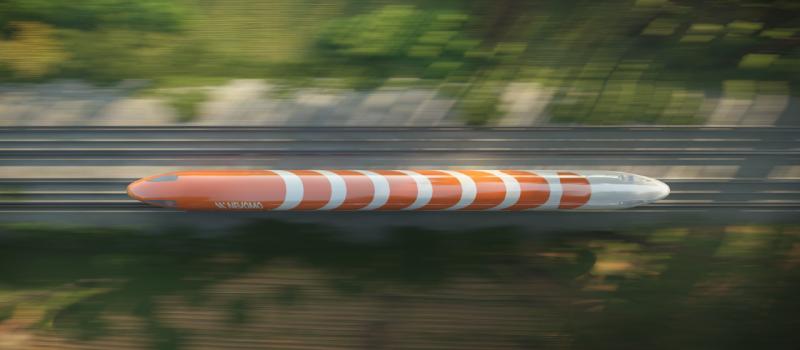 Far viaggiare i treni ad una velocità quasi doppia