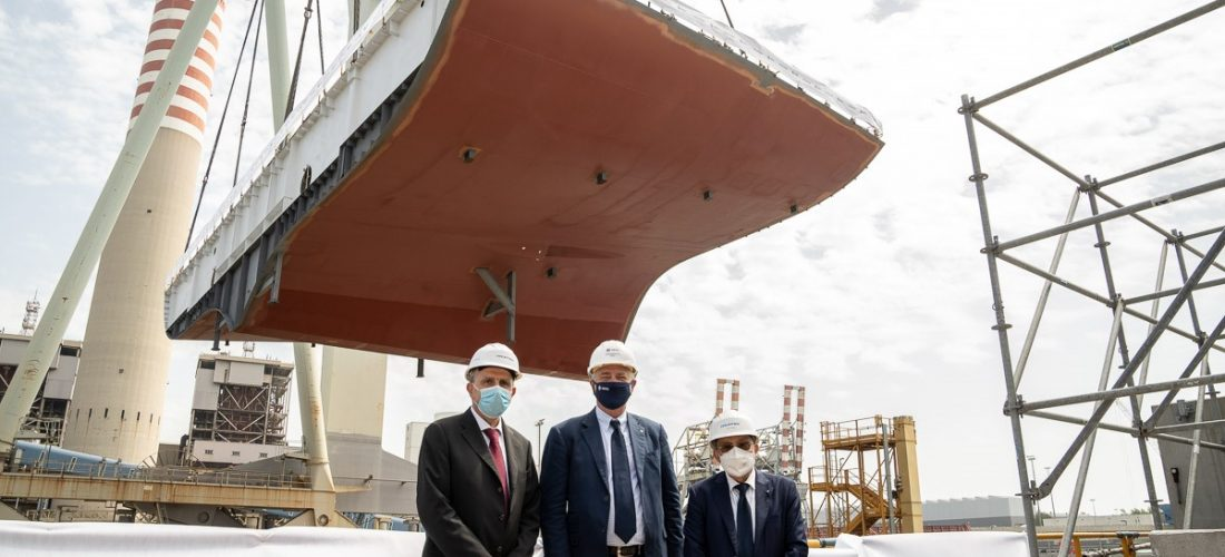Msc, su il sipario sulla nuova ammiraglia: si chiamerà Seascape