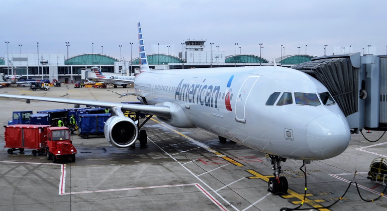 American Airlines fa causa a Sabre