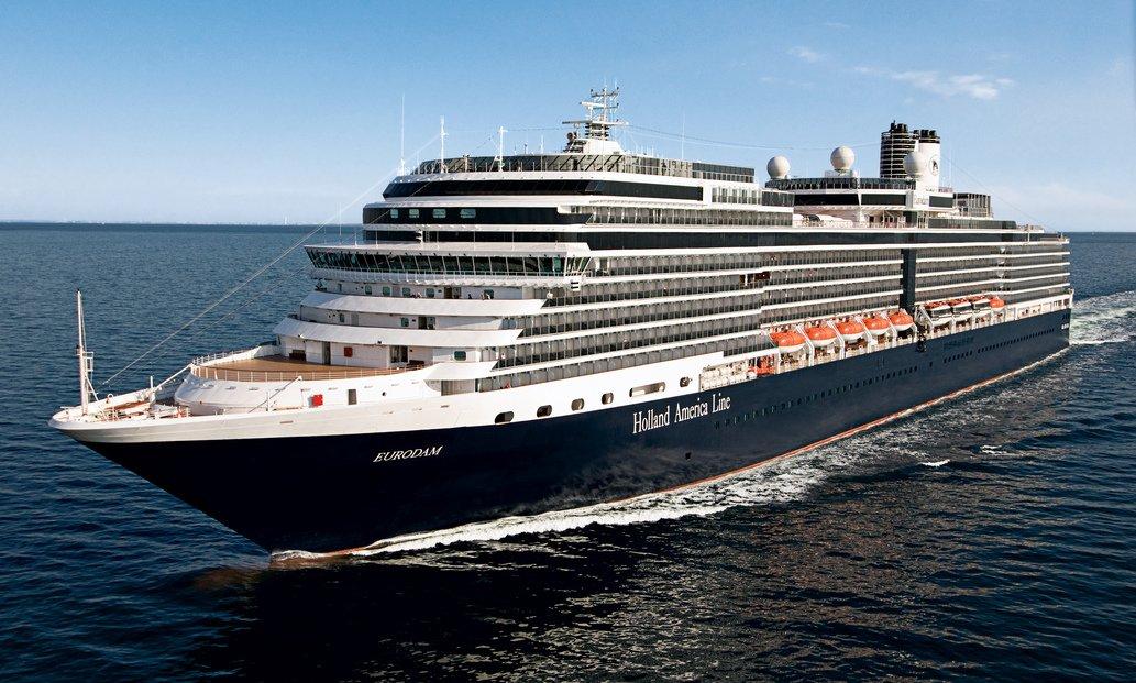 Holland America Line riparte per il Mediterraneo