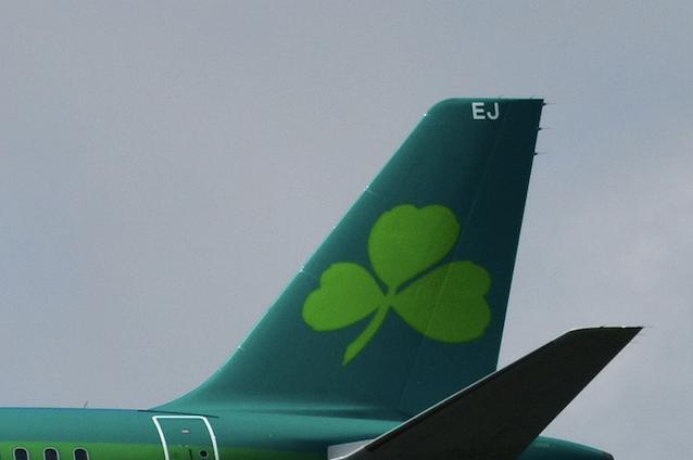 Aer Lingus, 38 destinazioni europee con il Green pass