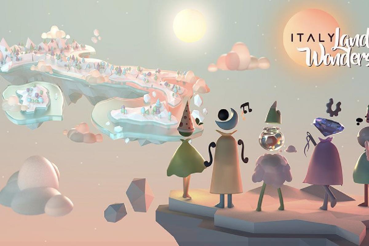 Italy. Land of Wonders, un videogioco dedicato al Belpaese