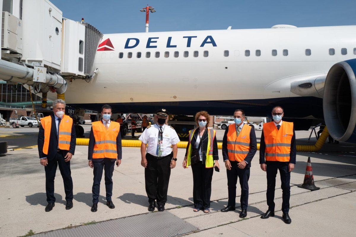 Delta fa rotta su Venezia e potenzia il network verso l'Italia