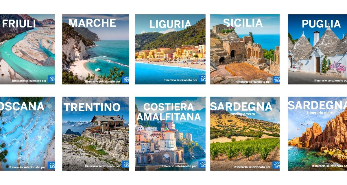L'appeal italiano nei racconti di American Express