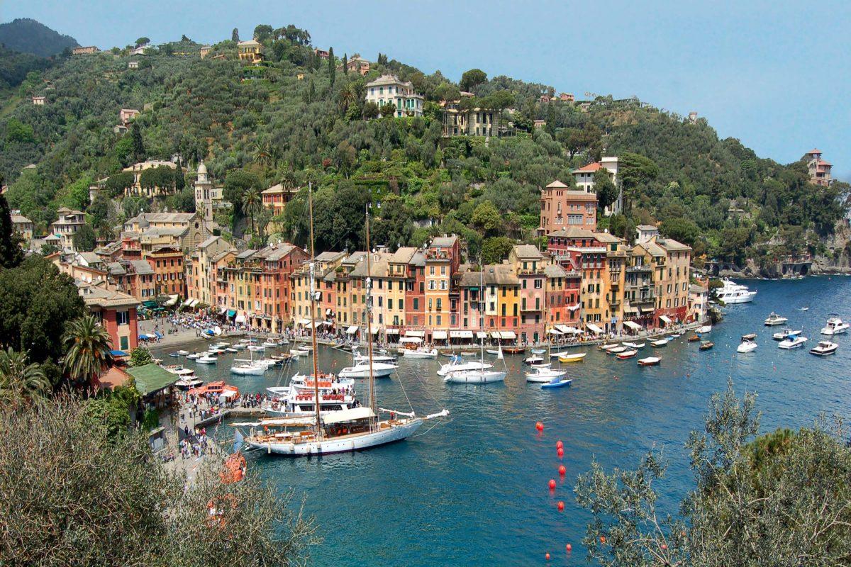 La promozione secondo il Consorzio Portofino Coast