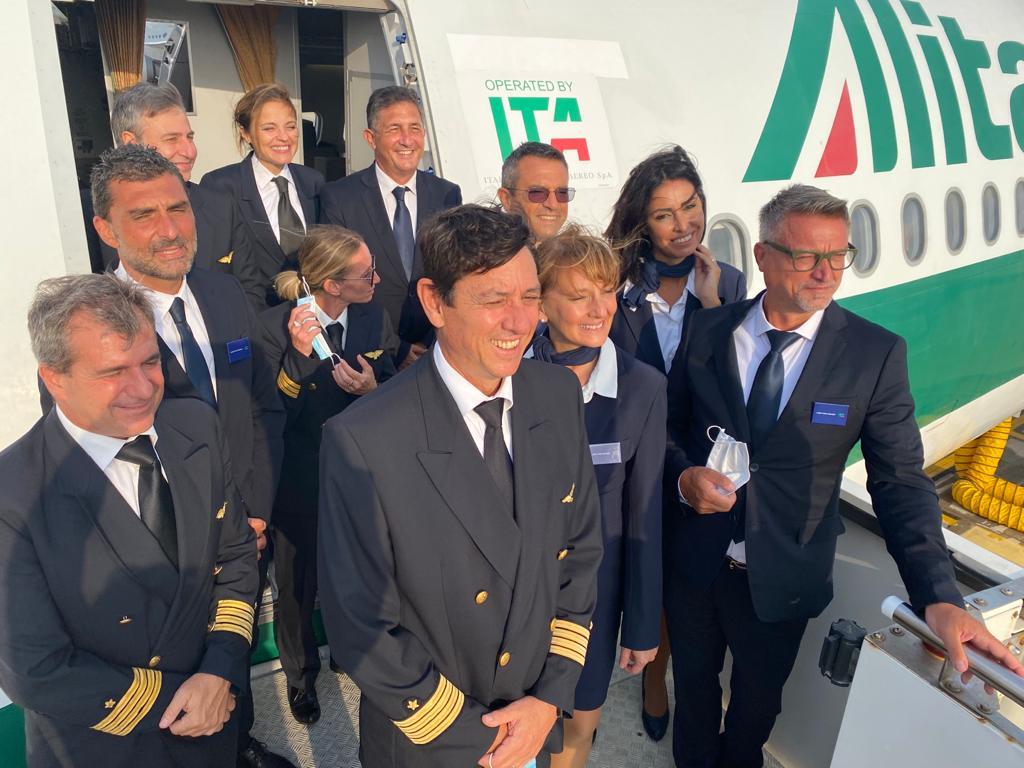 Ita-Alitalia, il Coa è arrivato