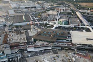 Fiumicino, torna operativo il Terminal 1