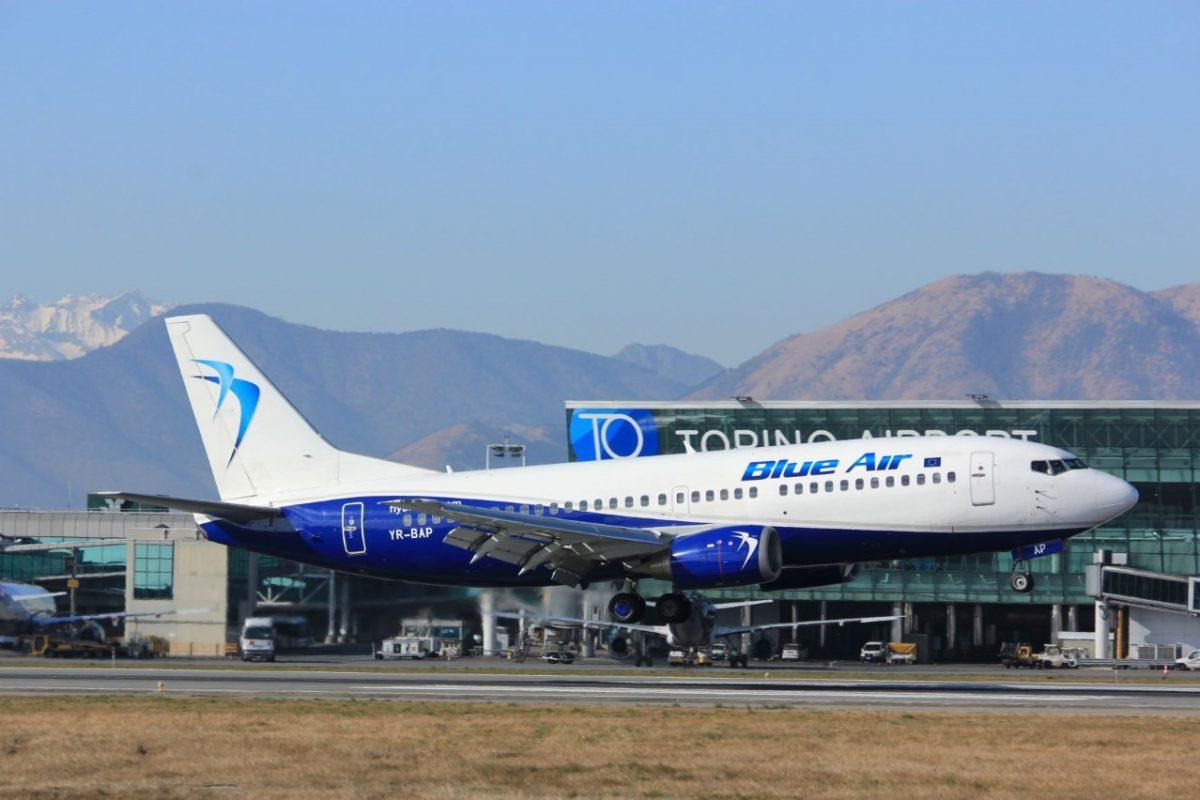 Blue Air: tre nuove rotte chiave da Linate