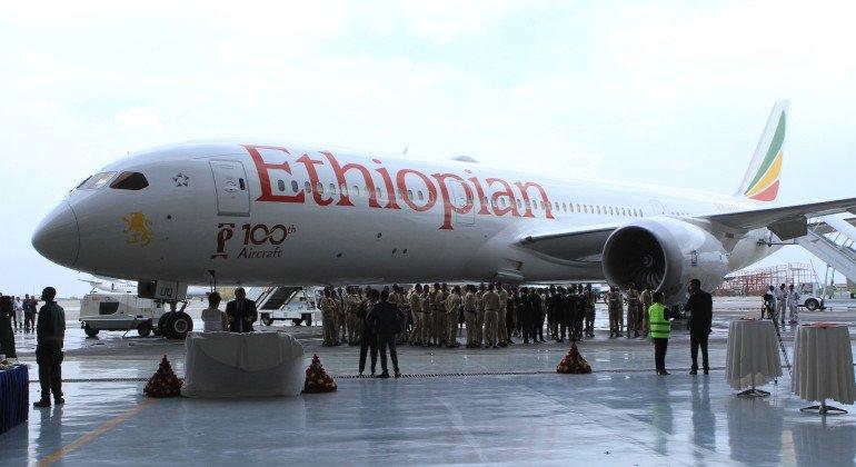 Protocollo strategico Ethiopian e Boeing