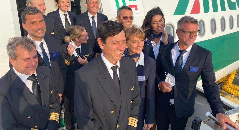 Alitalia-sindacati: c'è l'accordo