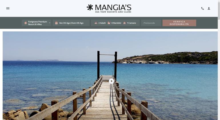 Aeroviaggi: il brand Mangia's è fully booked