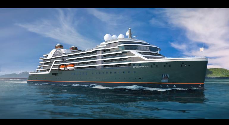 Seabourn, cancellato il World Cruise 2022