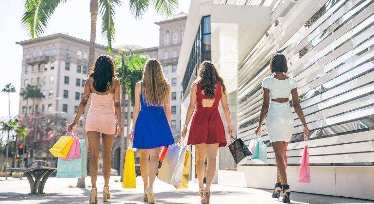 Le vie dello shopping