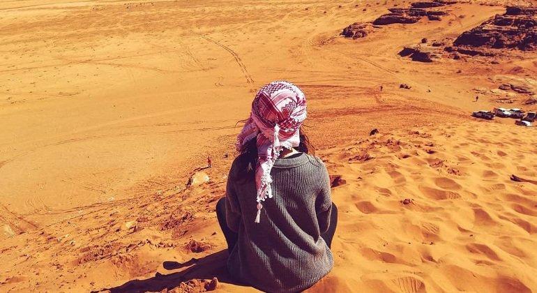 Giordania, un nuovo osservatorio astronomico nel Wadi Rum