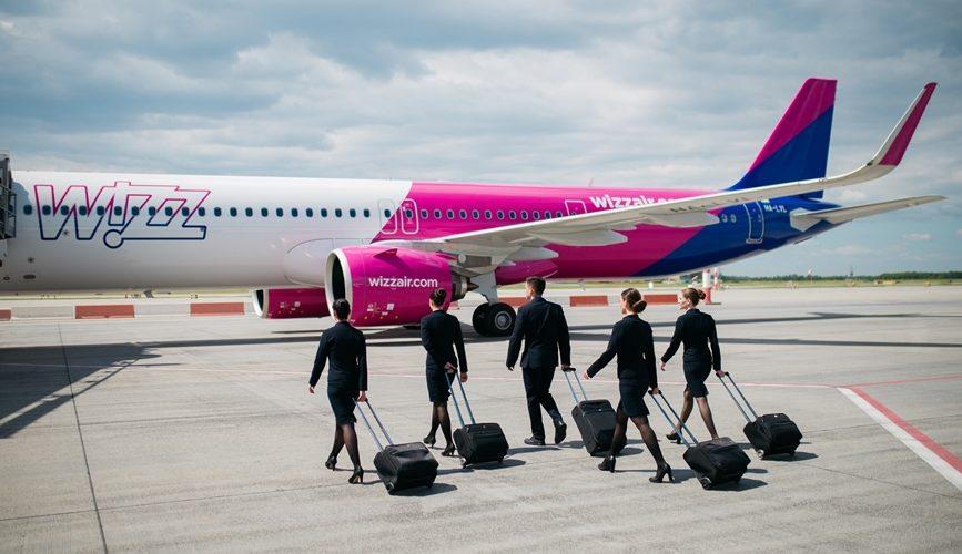 Wizz, due nuove rotte tra Italia e Macedonia del Nord
