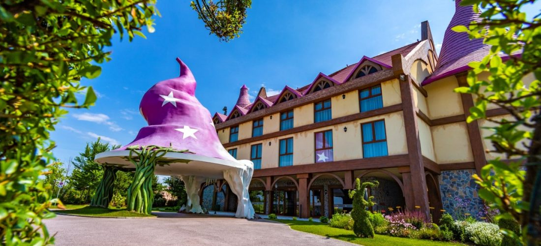 Hotel di Gardaland: occupazione positiva, al netto Green Pass