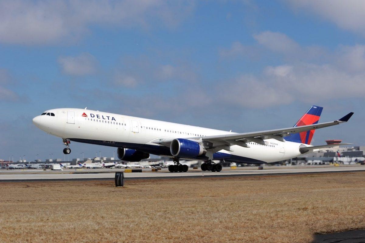 Delta: nuovo collegamento Boston-Roma