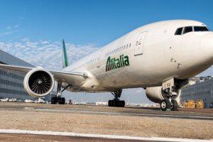 Alitalia: al via la gara per la cessione del brand