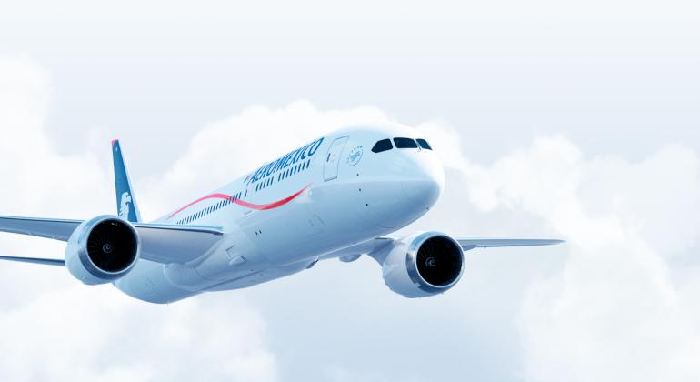 Aeromexico: da dicembre new entry nell'operativo