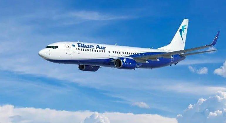 Blue Air lancia i servizi da Milano Linate a Palermo e Praga