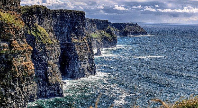 """Irlanda: campagna """"Green Button"""" per incentivare i viaggi"""