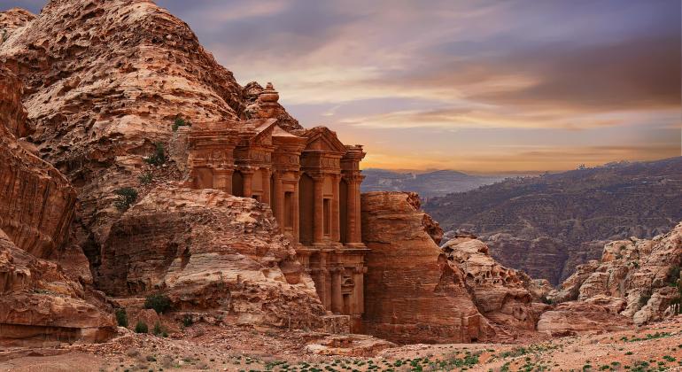 Giordania, torna Petra by night