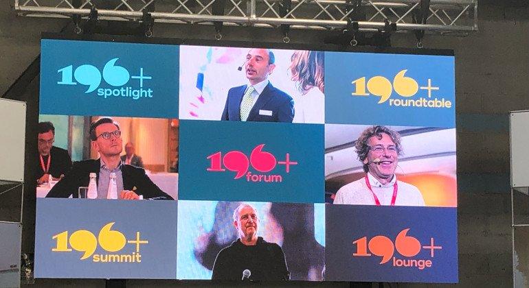 """La """"golden age"""" dell'Italia e il futuro dell'hospitality a 196+ forum Milan"""