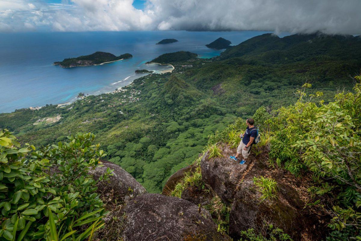A contatto con la natura delle Seychelles