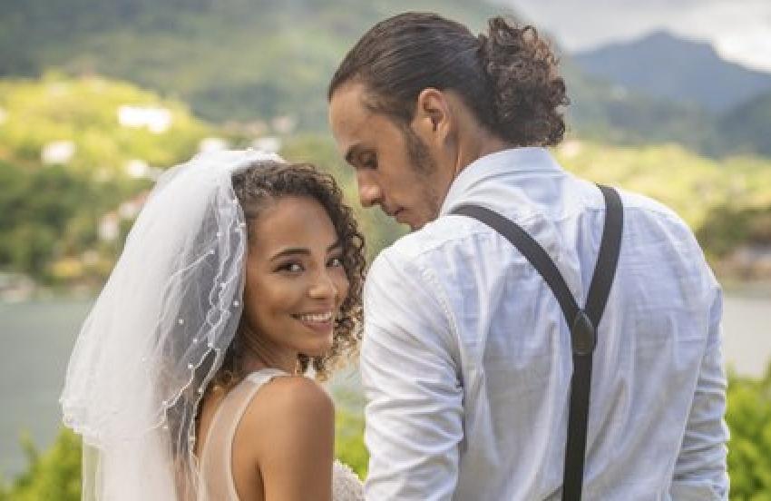 In luna di miele alle Seychelles, il paradiso dell'amore