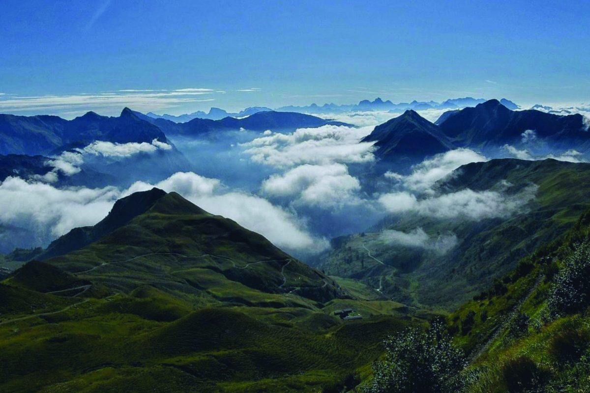 Silent Alps, esperienze in alta quota
