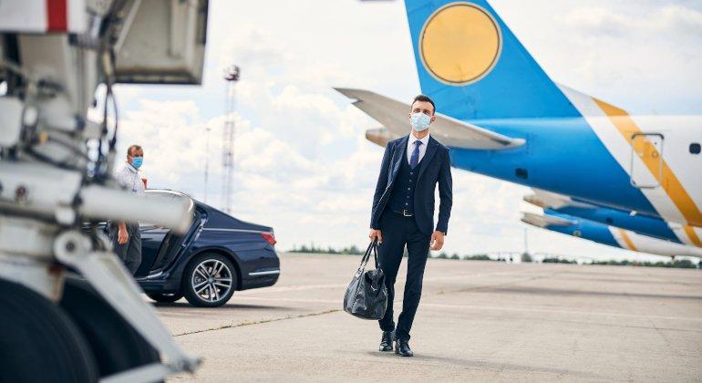 Usa: quasi un terzo dei business traveller non ha piani di viaggio concreti