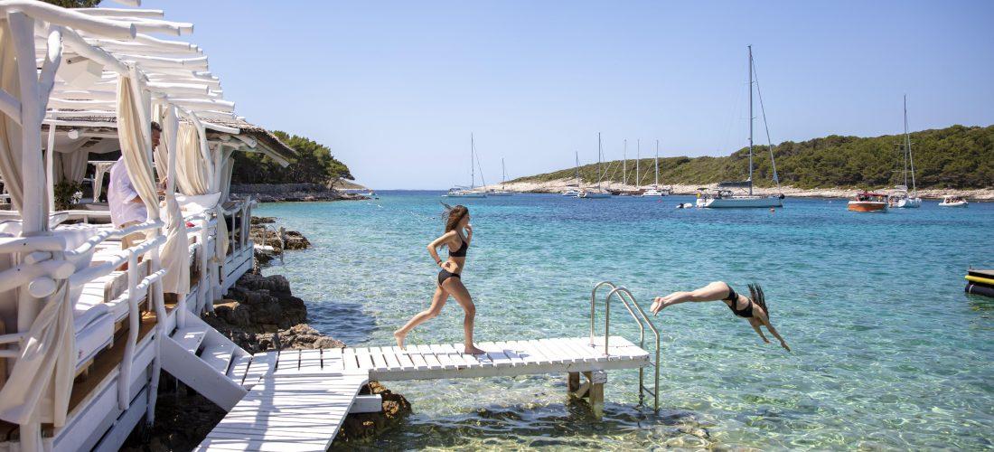 Exploit della Croazia: 30 mln di pernottamenti ad agosto