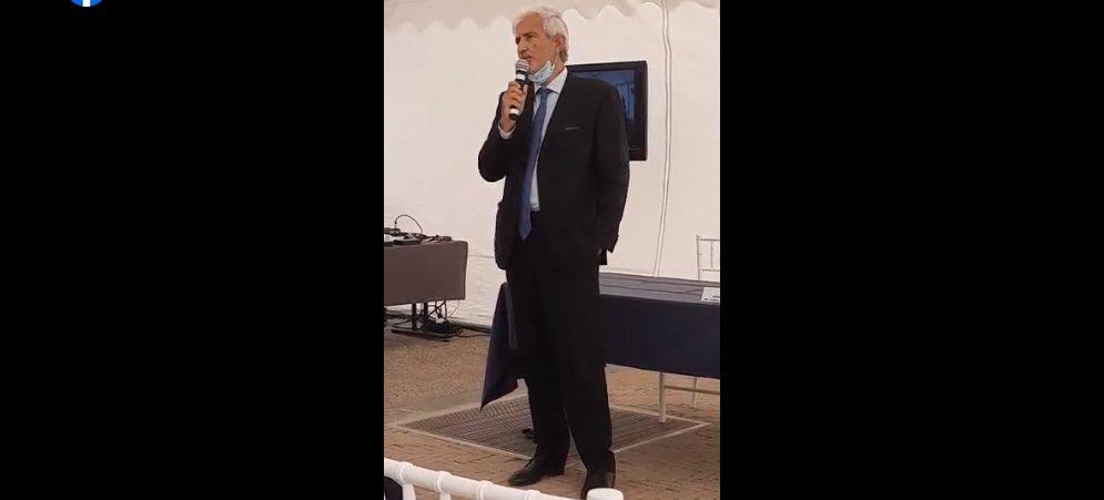 Giorgio Palmucci a Discover Italy 2021