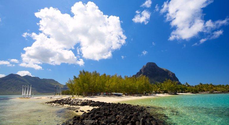 Mauritius, campagna flash per vincere l'isola