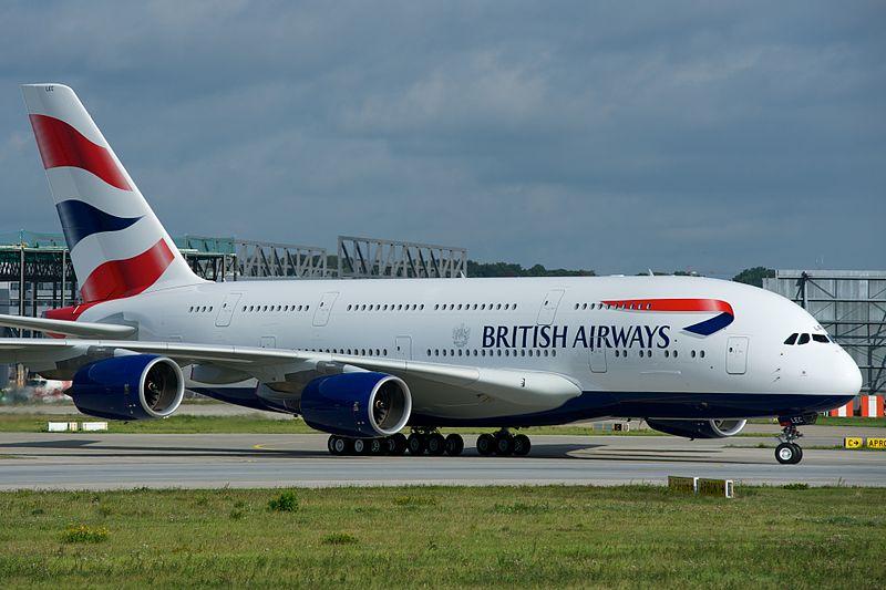 British, tornano gli A380 per gli Usa