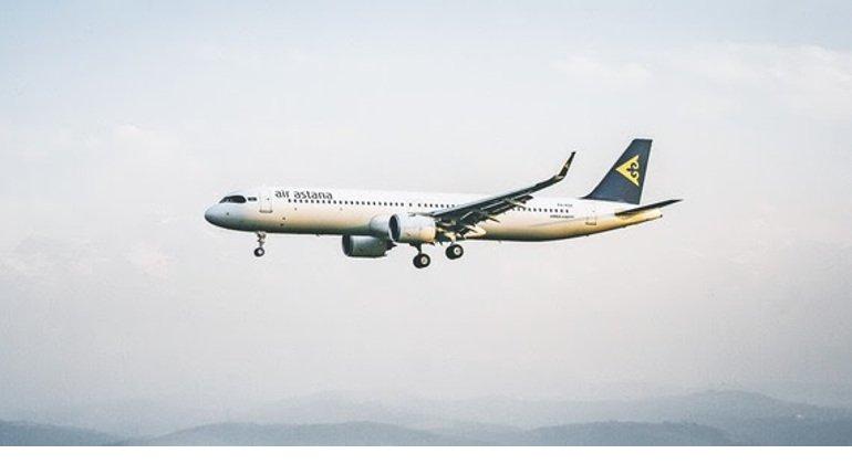 Air Astana vola a Phuket