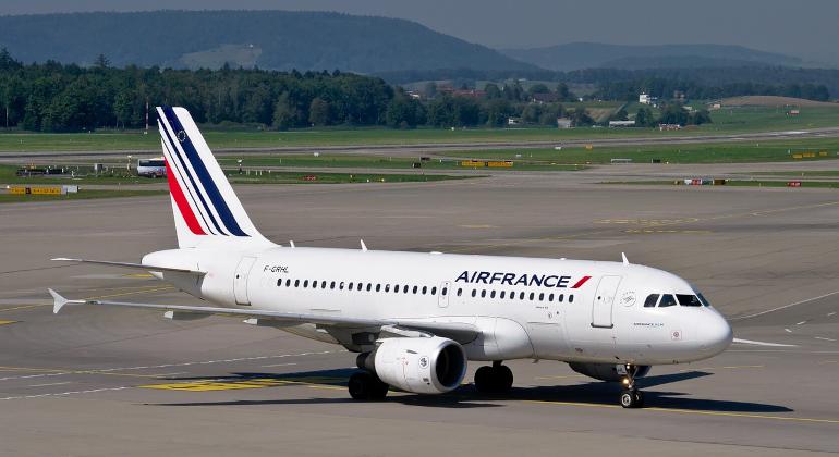 Air France, continua la riapertura della rete