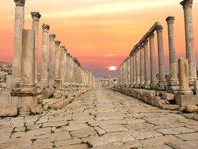 Giordania: bene l'autunno, rebranding in vista