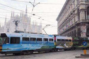 Mauritius fa rotta su Milano