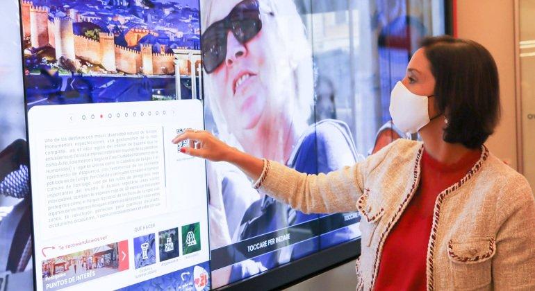 Turespaña apre a Roma il suo primo centro multimediale interattivo