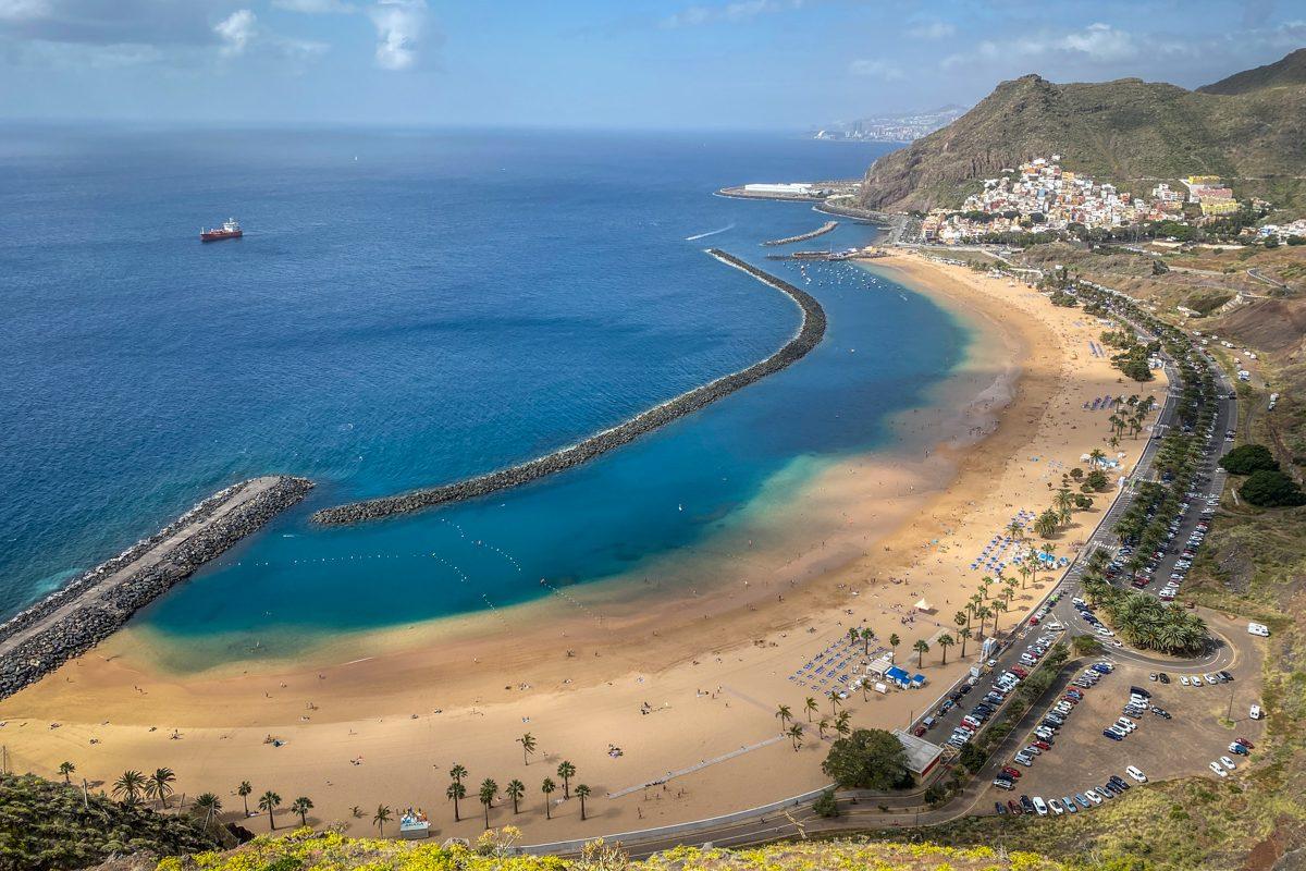 Tenerife tra balene, parchi naturali e trail running